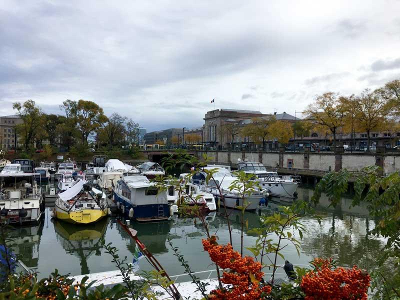 Port de Plaisance Vieux Bassin Mulhouse