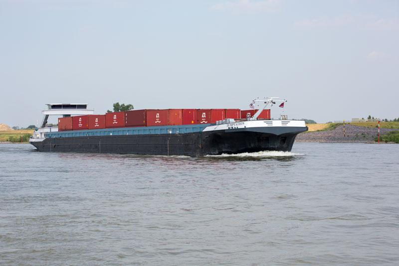 Yachthafen dorsten